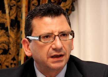Il sindaco Luigi Albore Mascia