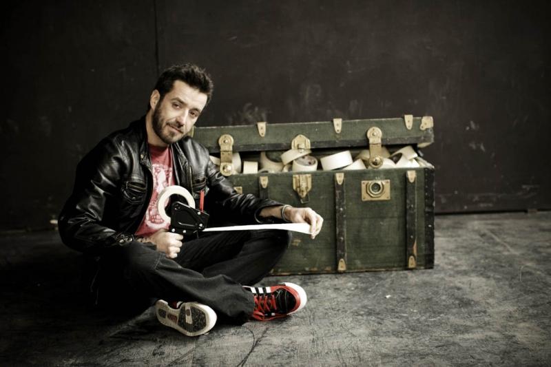 Il cantautore Daniele Silvestri
