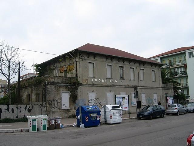 L'edificio ex Fea