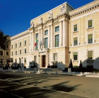 Il palazzo della provincia di Pescara