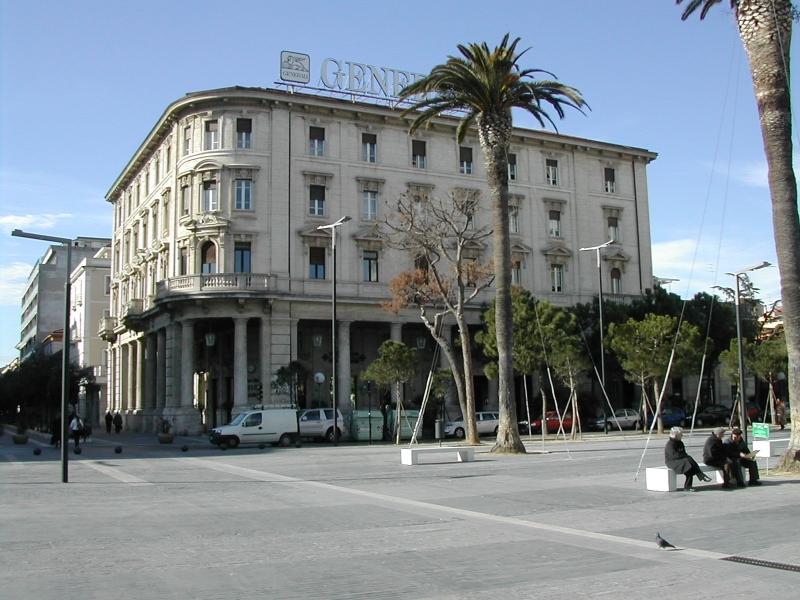 Piazza Salotto, sede dell'evento