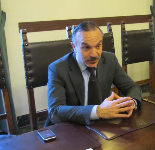L'assessore Stefano Cardelli