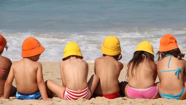Spiagge a misura di bambino, Formia insignita della Bandiera Verde