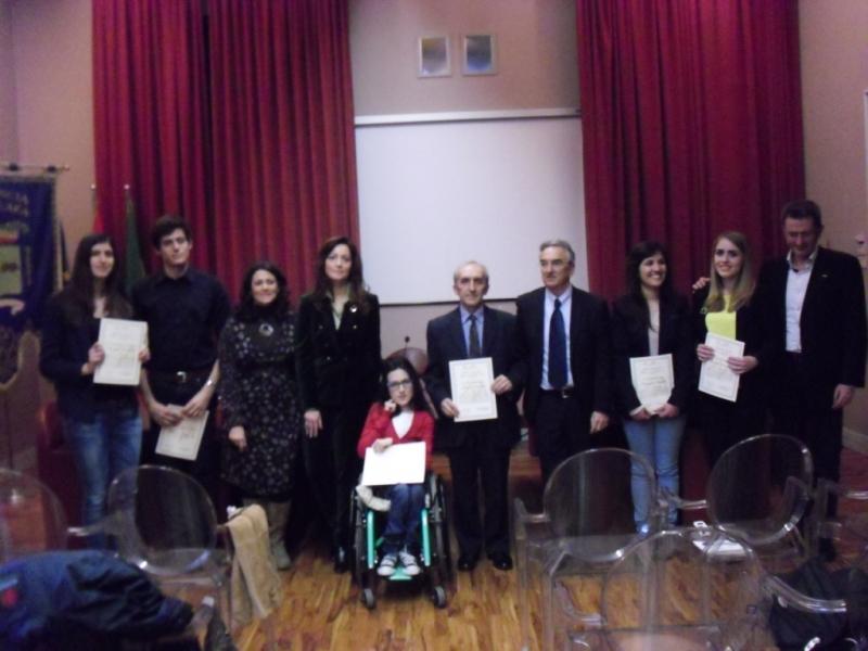 I finalisti e la giuria