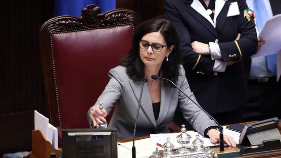 Luned il presidente della camera dei deputati l for Presidente della camera attuale