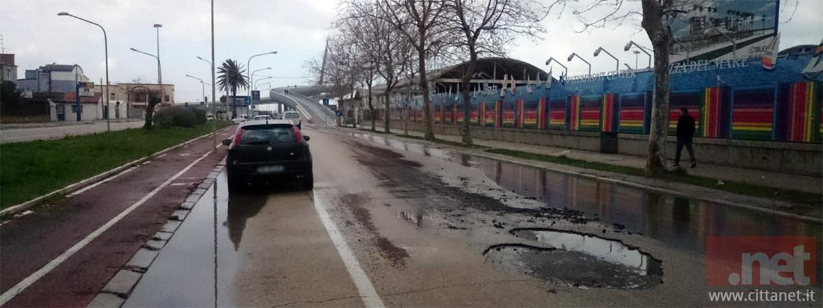 Cementificazione riviera sud il m5s potrebbe fermarla for Lungomare elevato