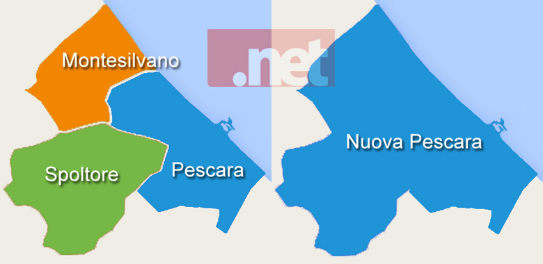 Area metropolitana Grande Pescara