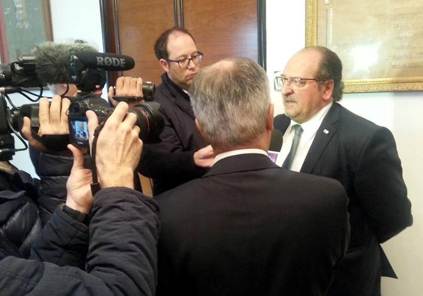 Piano regionale dei rifiuti, Mazzocca: puntiamo alla riduzione VIDEO