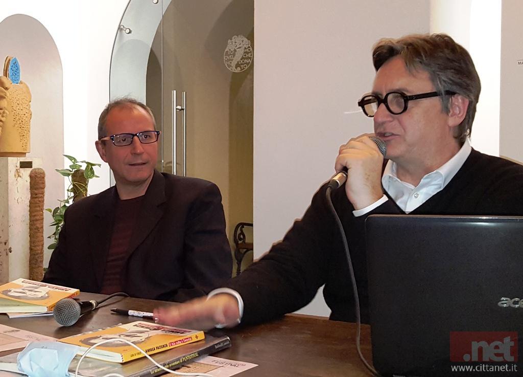 Luca Raffaelli e Luigi Di Fonzo