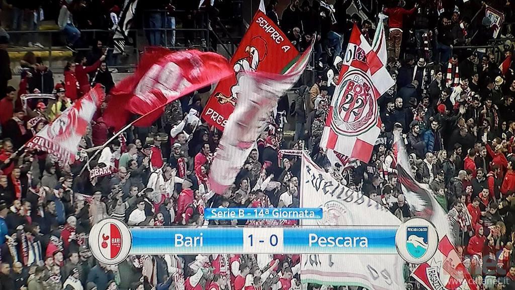 Bari Pescara 1-0