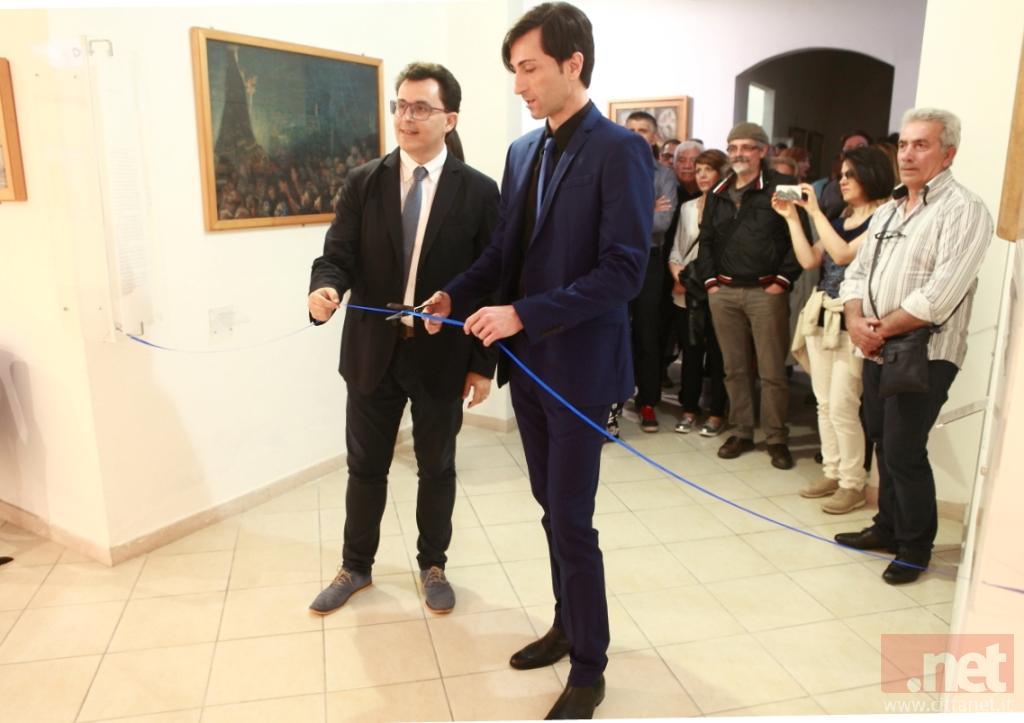 Antonio Blasioli e Amedeo Polidoro