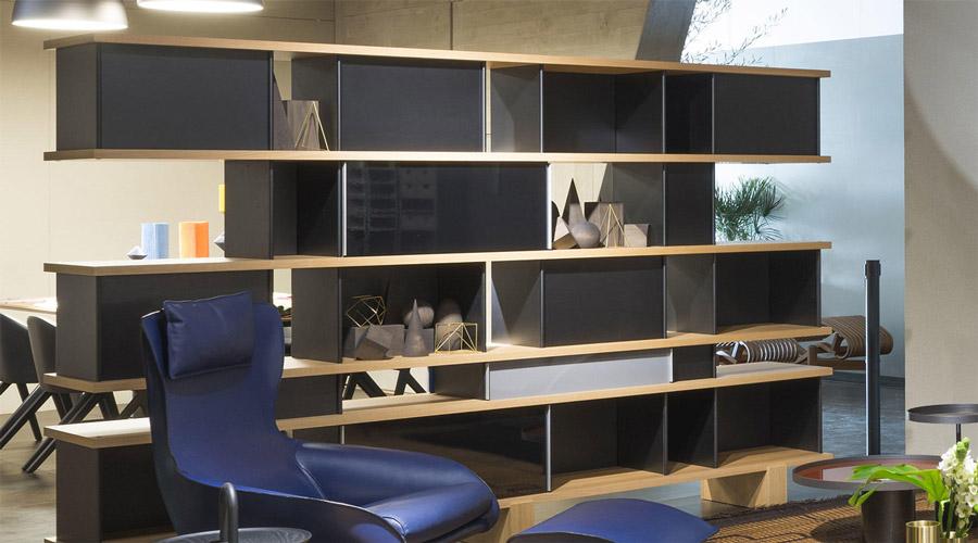 Complementi darredo indispensabili in tutta la casa: librerie e