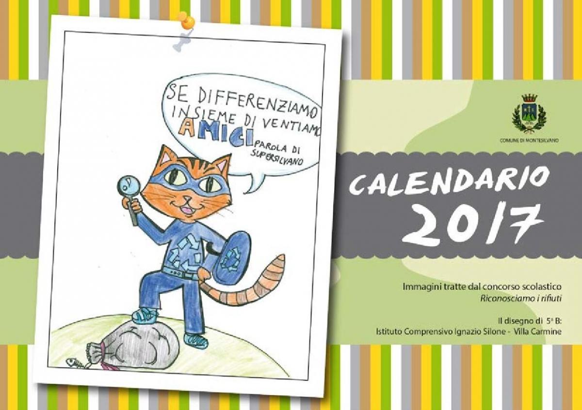 Teramo Ambiente Calendario.Raccolta Differenziata Arriva Nelle Scuole Il Calendario Di