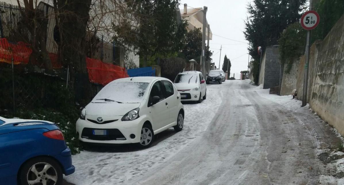 Allerta della Protezione Civile regionale per possibili nevicate anche a quote basse