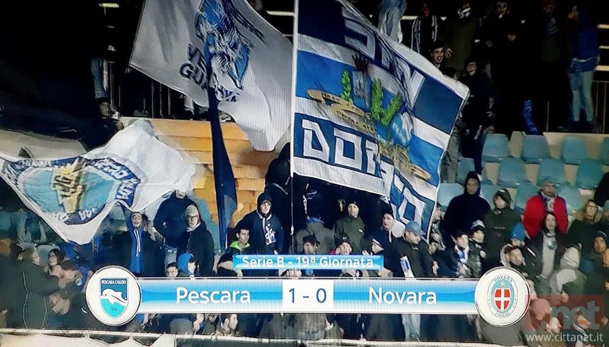 Pescara Novara 1-0
