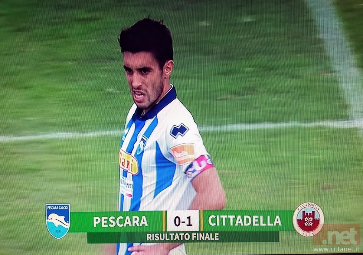 Pescara Cittadellia 0-1
