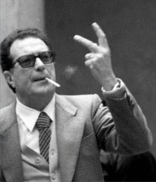 L'architetto Luigi Alici
