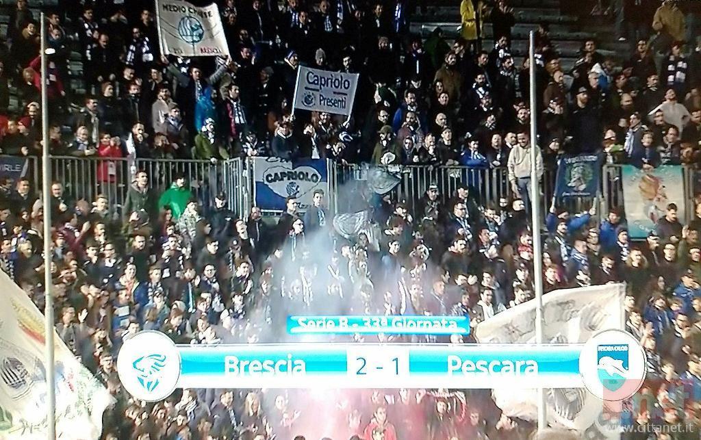 Brescia Pescara 2-1