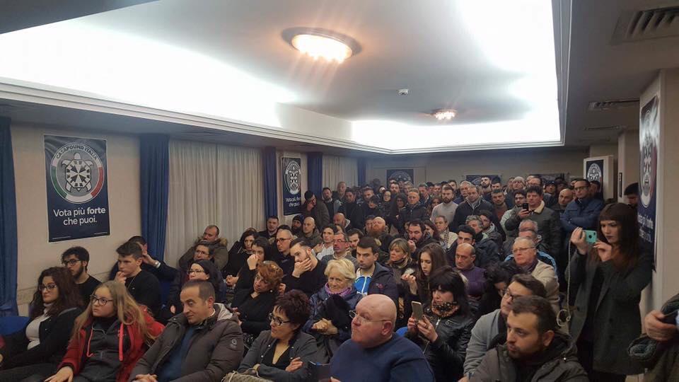 Taranto - Aggredito candidato CasaPound