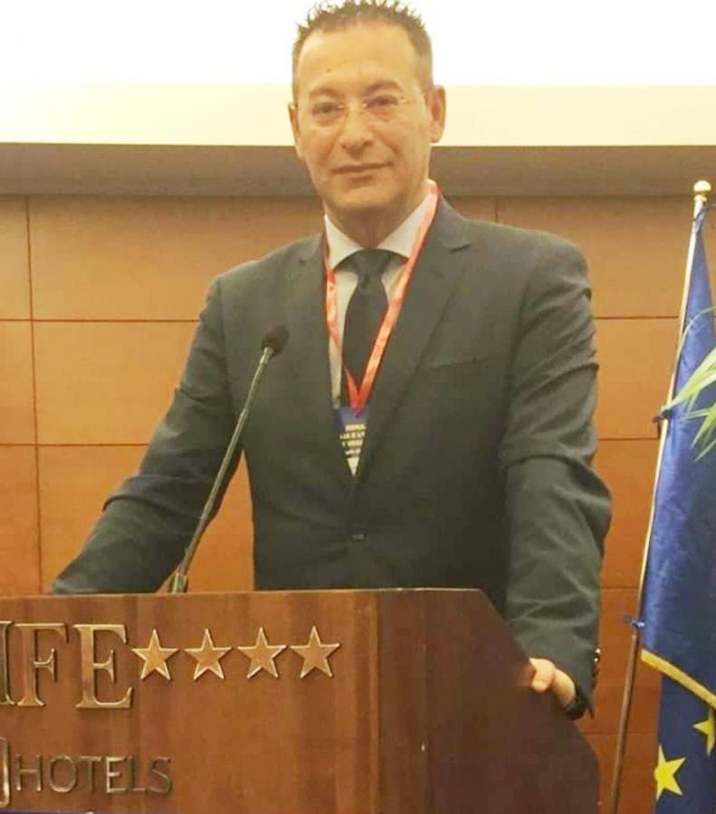 Il già Presidente Udicon Francesco Longobardi