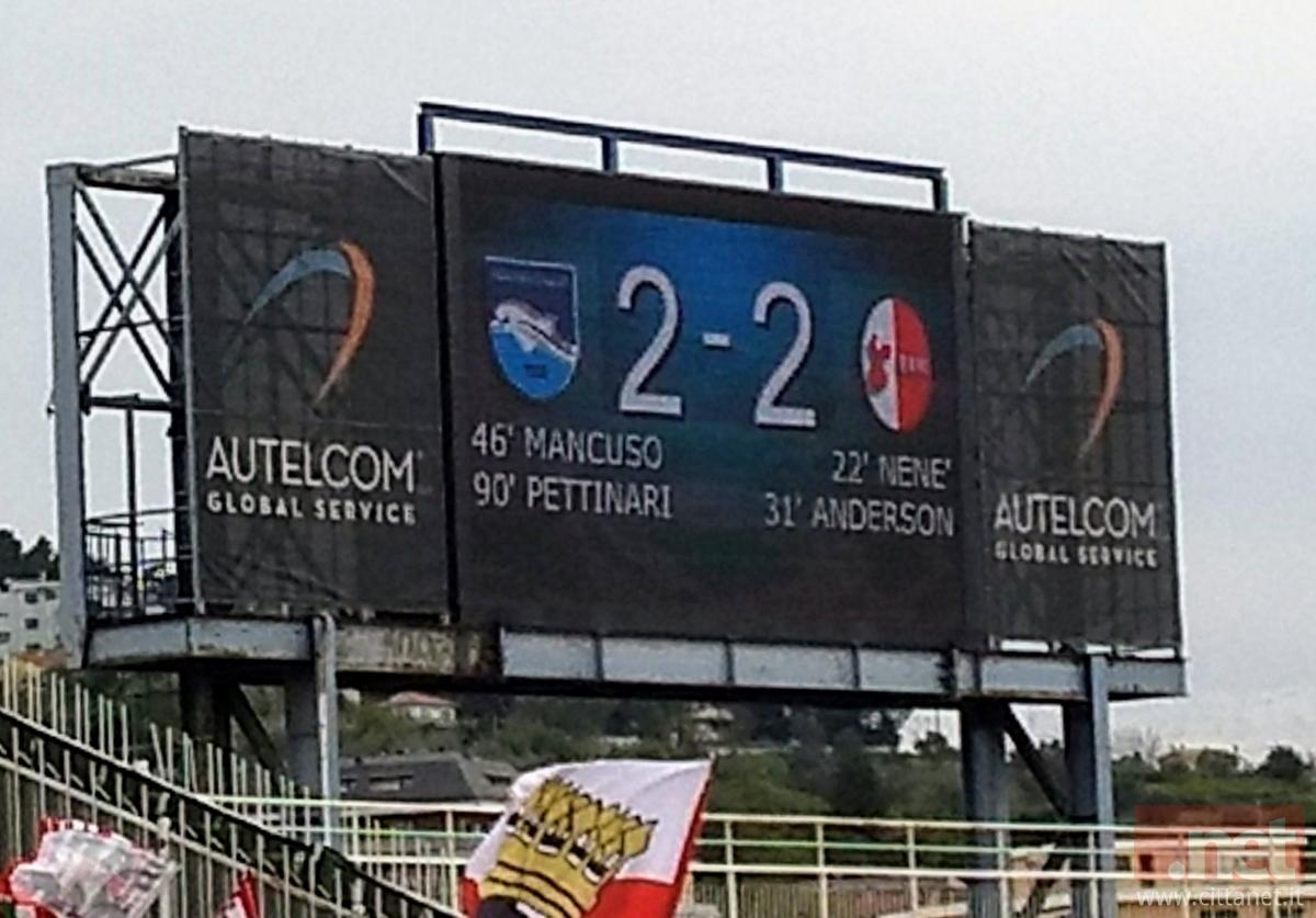 Pescara Bari 2-2
