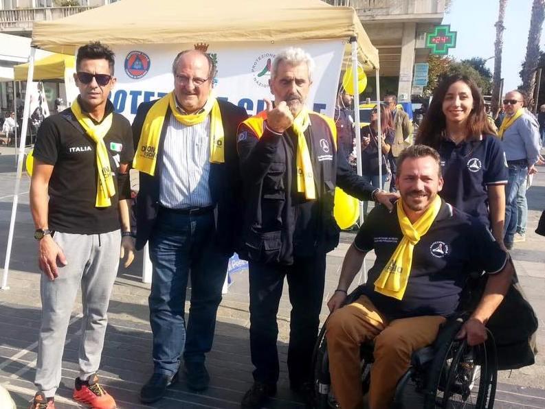 Io Non Rischio 2018 - Tappa Pescara