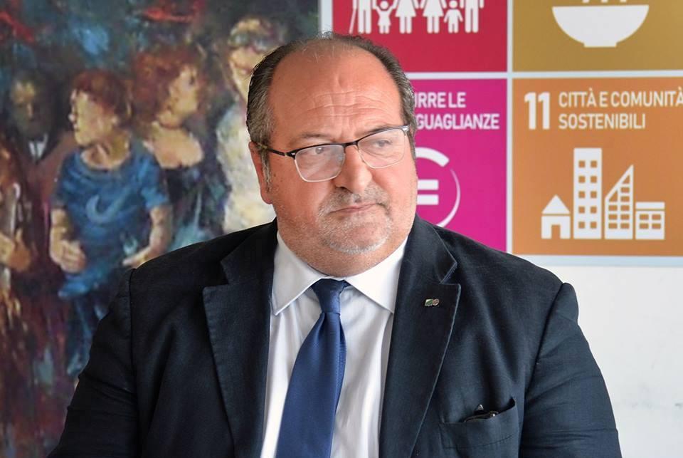 Sottosegretario d'Abruzzo Mario Mazzocca