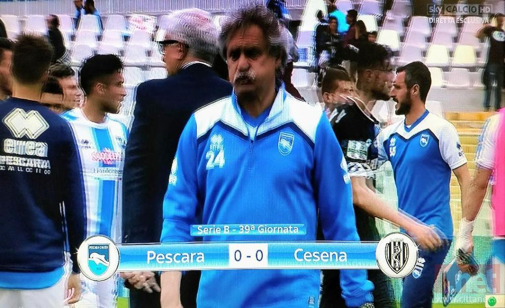 Pescara Cesena 0-0