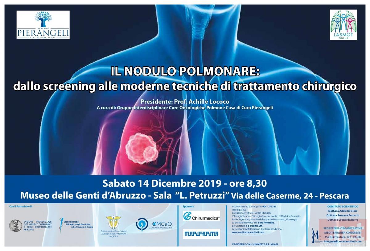 Il Nodulo Polmonare