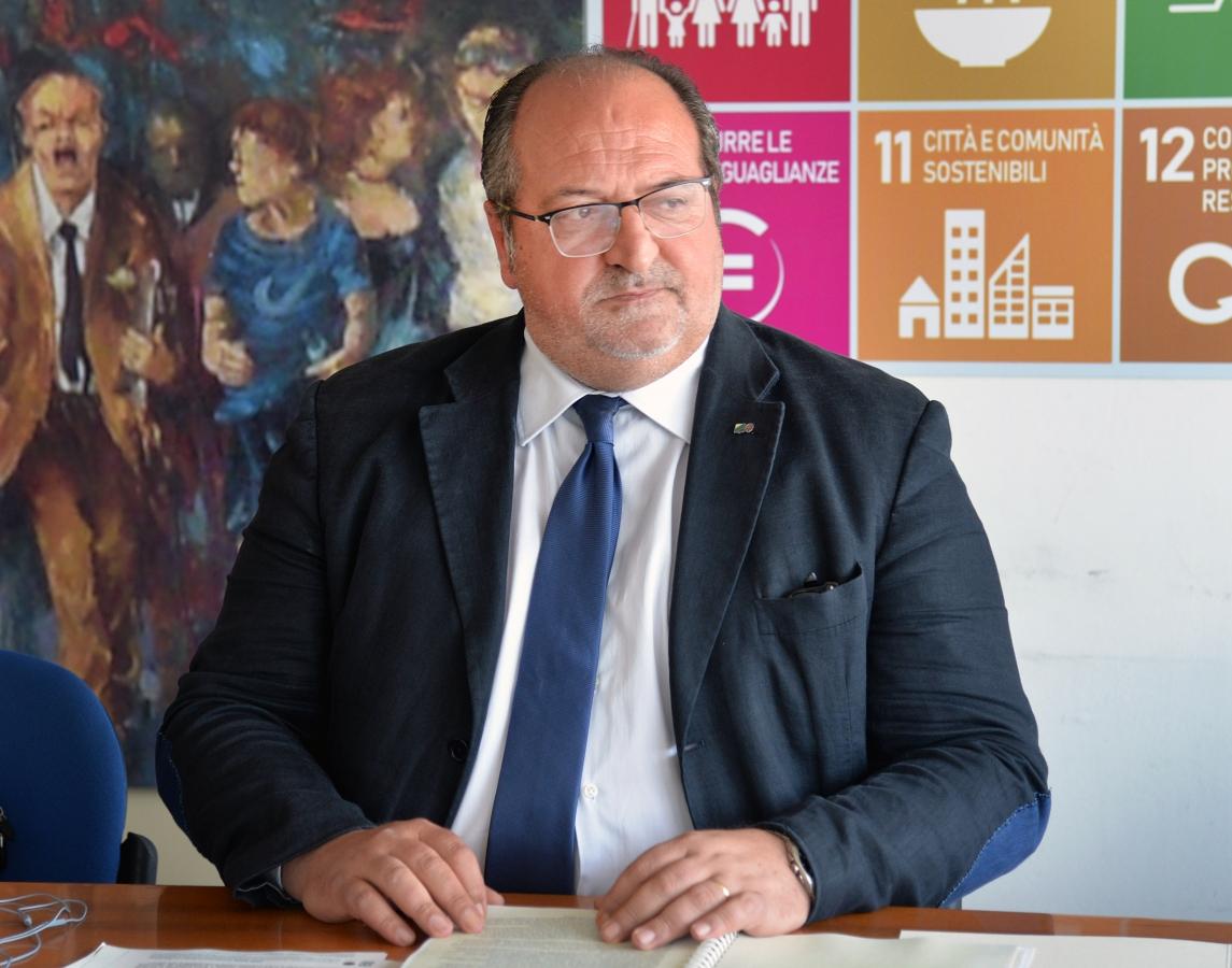 Mario Mazzocca, Presidente ReteAbruzzo ed ex Sottosegretario Regionale