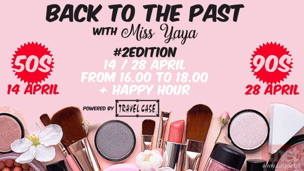 Back to the Past 2 edizione