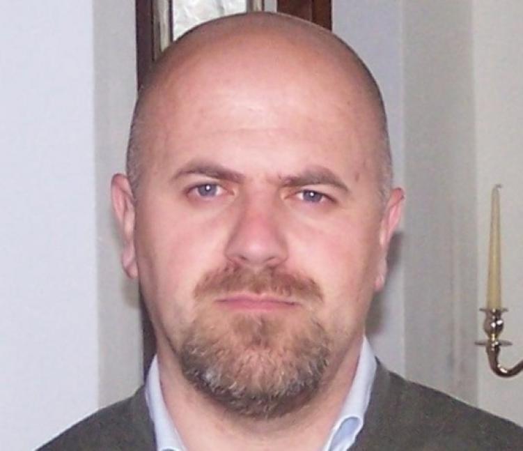 Alessandro D'Ascanio, Sindaco di Roccamorice (Pe)