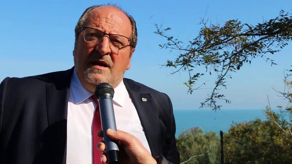 L' ex Sottosegretario d'Abruzzo Mario Mazzocca