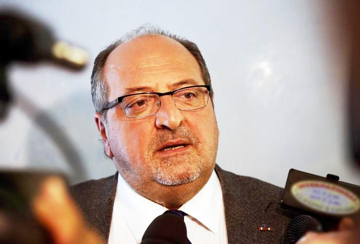 Mario Mazzocca, Capogruppo Consiliare di 'Uniti per Caramanico'