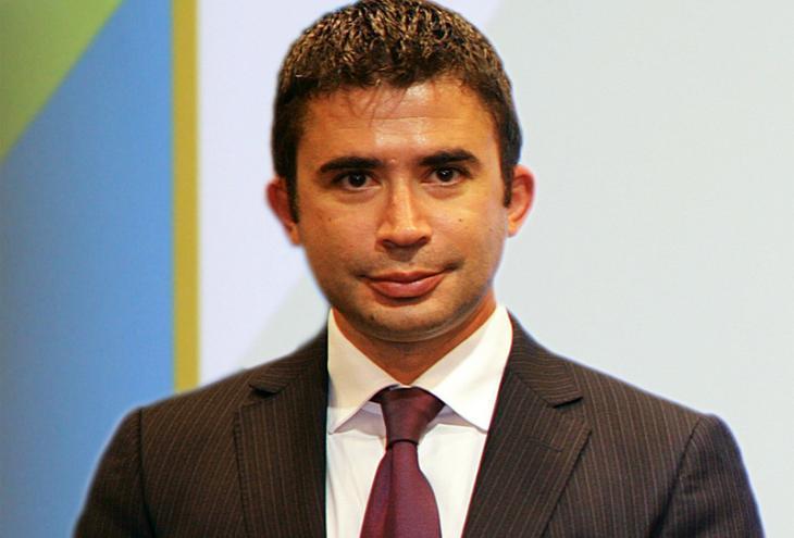 Silvio Paolucci,Capogruppo RegionalePD